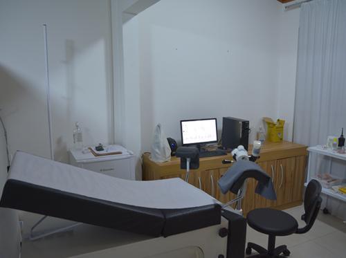 Sala de exame